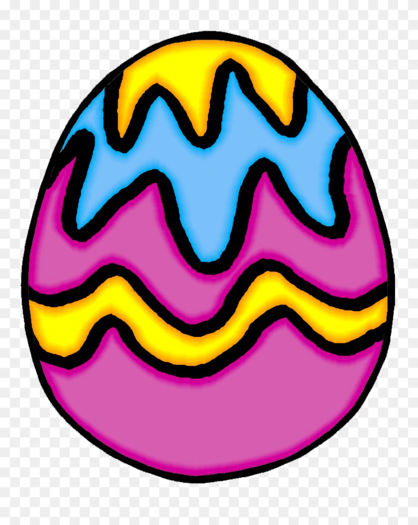 1252x1600 Easter Egg Clipart - Free Easter Clip Art