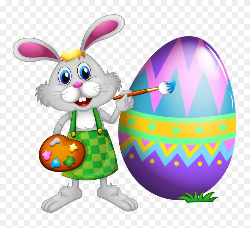 5626x5112 Easter Png Images Transparent Free Download - Free Easter Egg Hunt Clipart