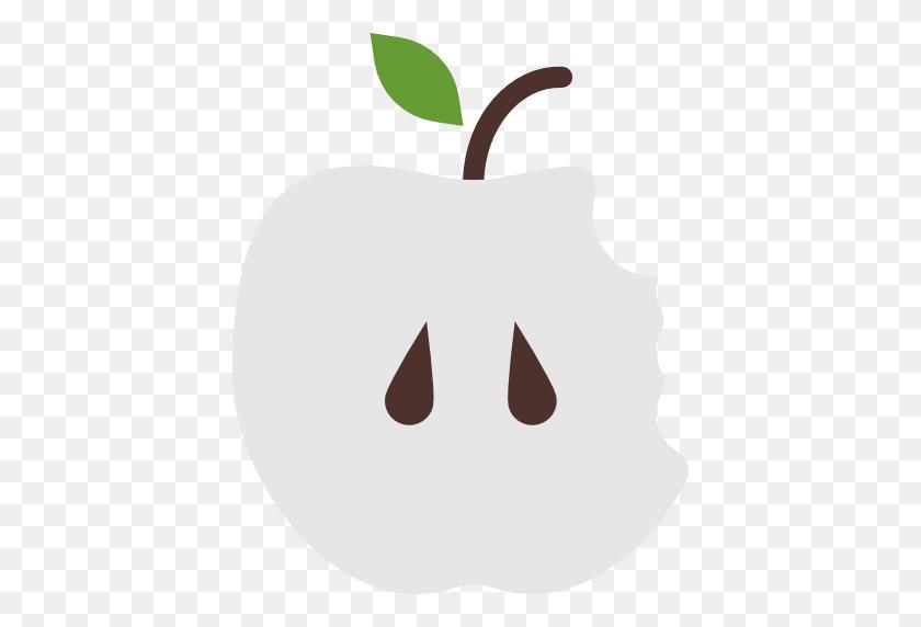 Eaten, Food, Bitten, Fruit, Apples, Food And Drink, Apple, Part - Bitten Apple PNG