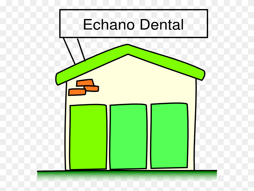 Echano Dental Clip Art - Doctors Office Clipart
