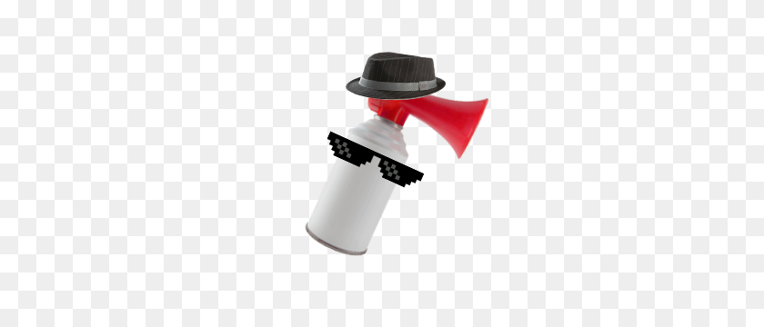 Eddy On Twitter Fav For Left, Rt For Right Rhorn Emote - Mlg Hat PNG
