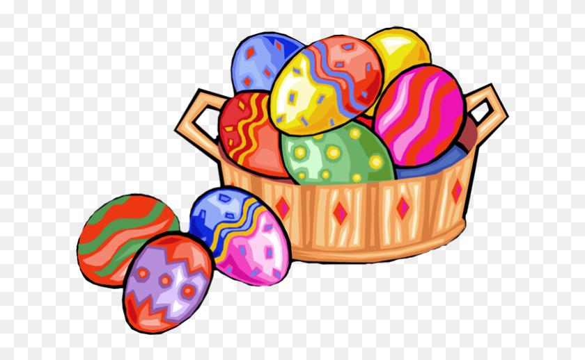 640x458 Egg Clipart Easter - Maui Clipart