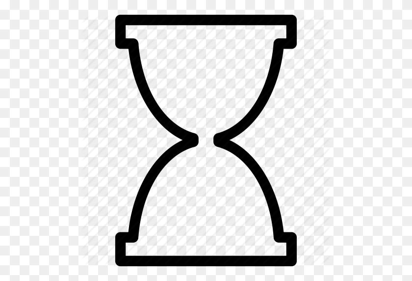 Egg Timer, Hourglass, Sand Clock, Sand Timer, Sand Watch - Sand Timer Clipart