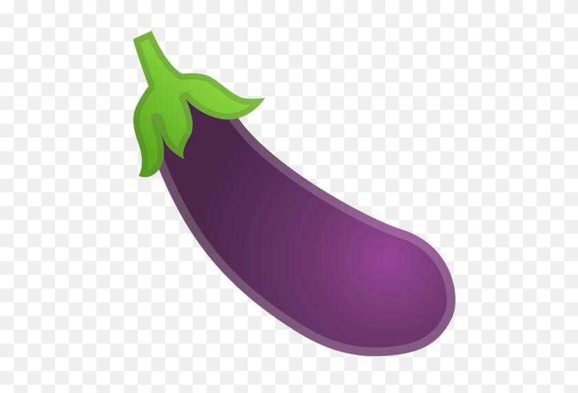 Eggplant Emoji - Eggplant Emoji PNG