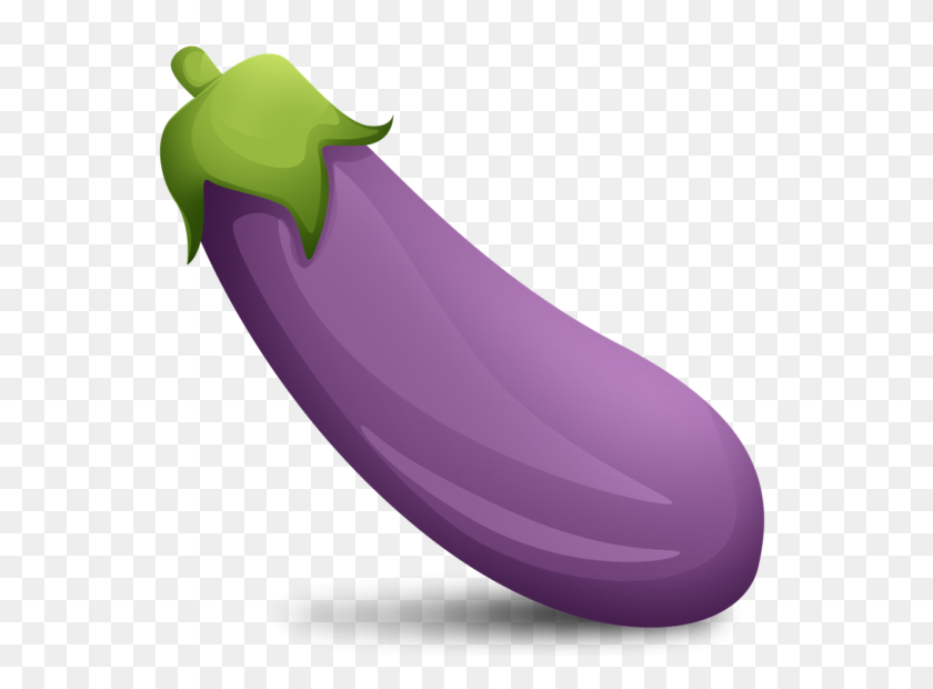 Eggplant Emoji Cutouts - Eggplant Emoji PNG
