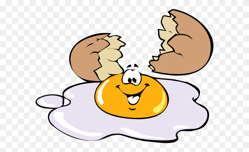 600x453 Eggs Clipart Clip Art Of Winging - Easter Breakfast Clipart