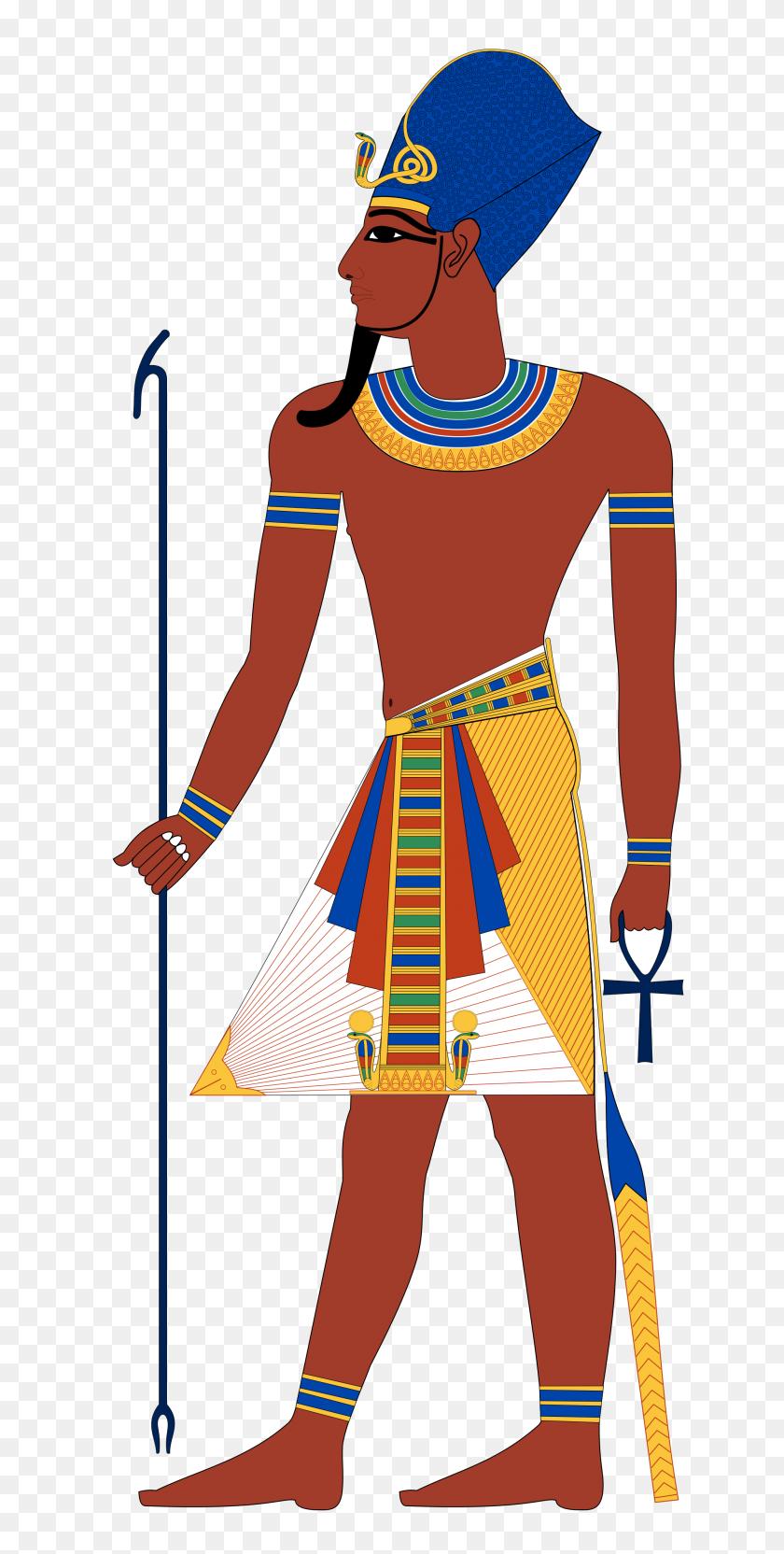 Egyptian Priest Clip Art - Priest Clipart