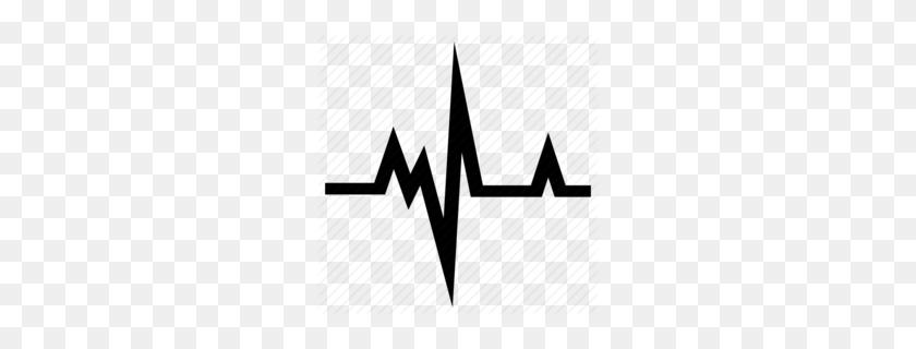 Ekg Heart Rate Clipart - Rate Clipart