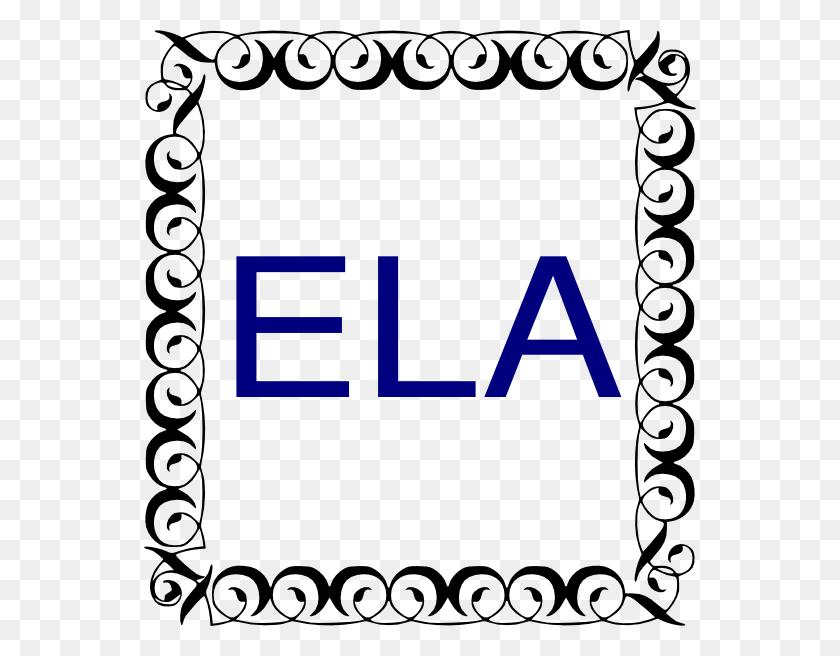 Ela Clip Art - Ela Clipart