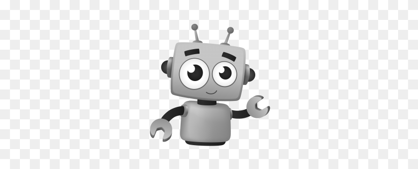 Electronics Robot, Robot Png - Robot Black And White Clipart