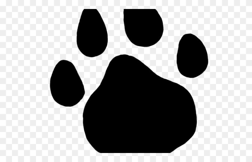 Elemental Clipart Paw Print - Puppy Paw Print Clip Art