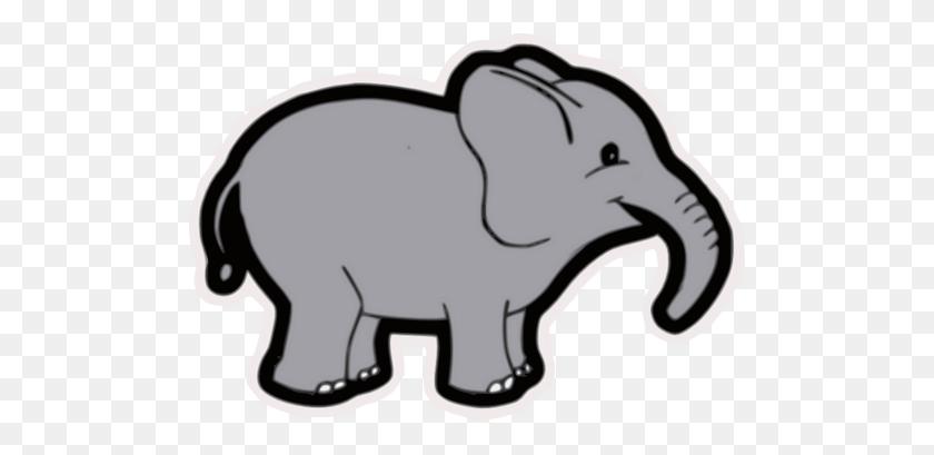 Elephant Clip Art Cliparting - Elephant Face Clipart