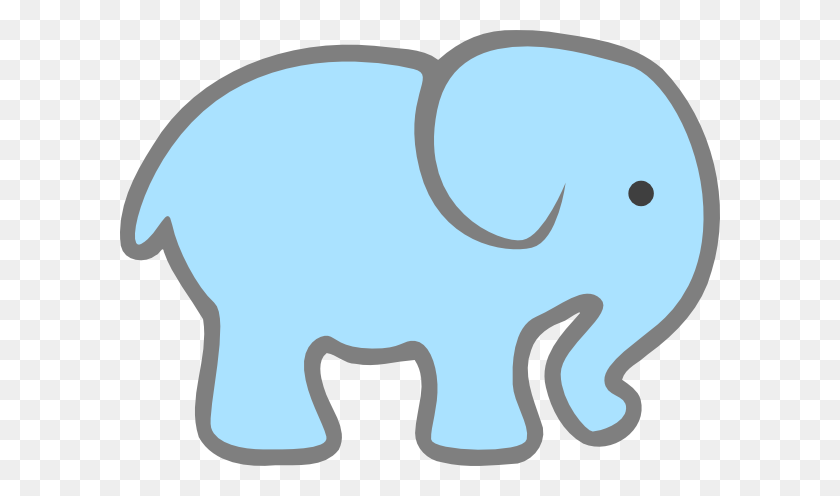Elephant Clipart Baby Look At Elephant Baby Clip Art Images - Circus Elephant Clipart