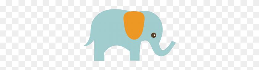 Elephant Elephant Clipart Cute Clip Art Cute Elephant Clipart - Woodland Fox Clipart