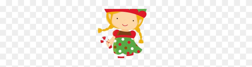 Elf Clipart Free Christmas Girl Elf Clip Art Clip Art Christmas - Girl Elf Clipart