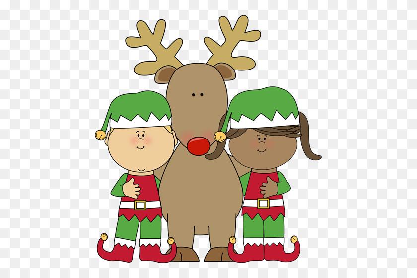 Elfs December Clipart, Explore Pictures - Clip Art December