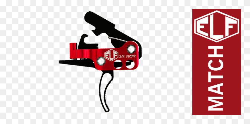 Elftmann Tactical Elf Drop In Match Ar Trigger - Ar 15 Clip Art