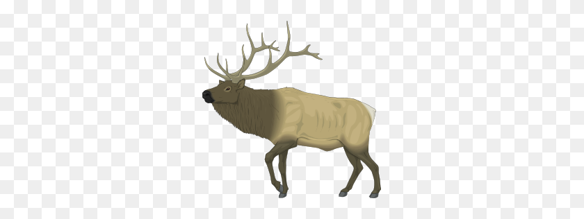 Elk Clip Art Free - Elk Clipart