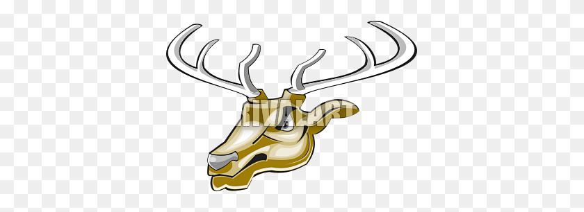 Elk Head Clip Art Clipart - Elk Head Clip Art