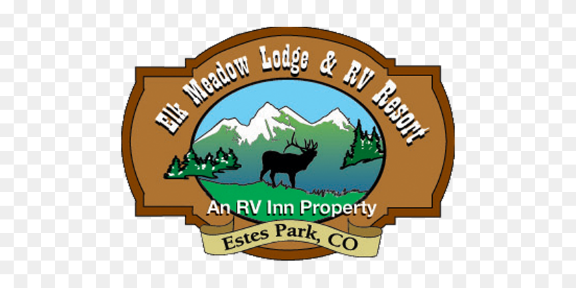 Elk Meadow Lodge Rv Park Home - Rv Camping Clipart