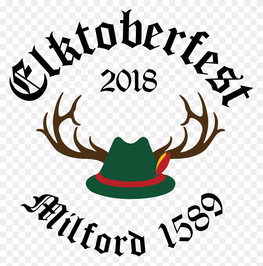Elktoberfest Milford Elks - Your The Best Clip Art