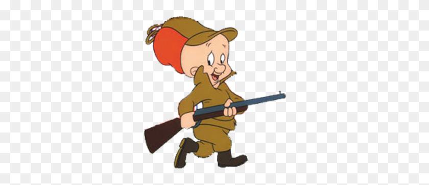 Elmer Fudd Hunting Shhh Elmer Fudd Hunting I'm Hunting - Shhh PNG