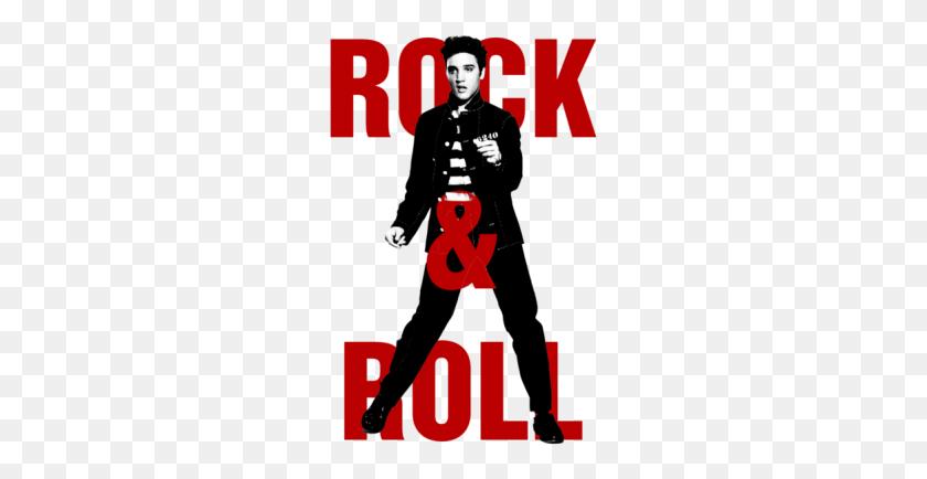 Elvis Rock And Roll Tee Elvis Presley Elvis - Elvis Presley PNG