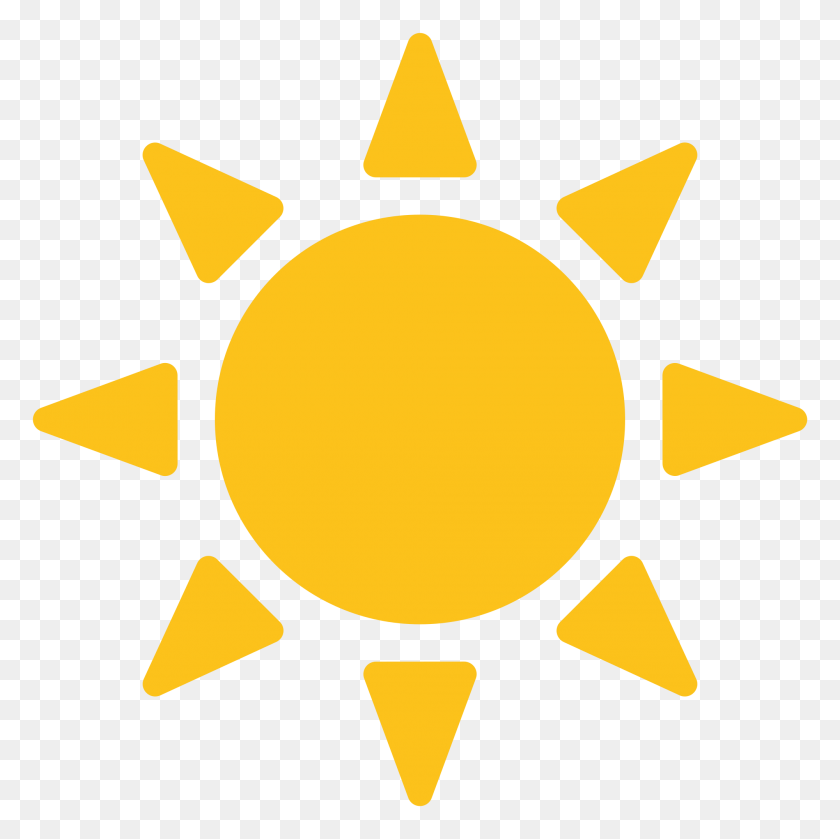 Emoji - Sun Emoji PNG