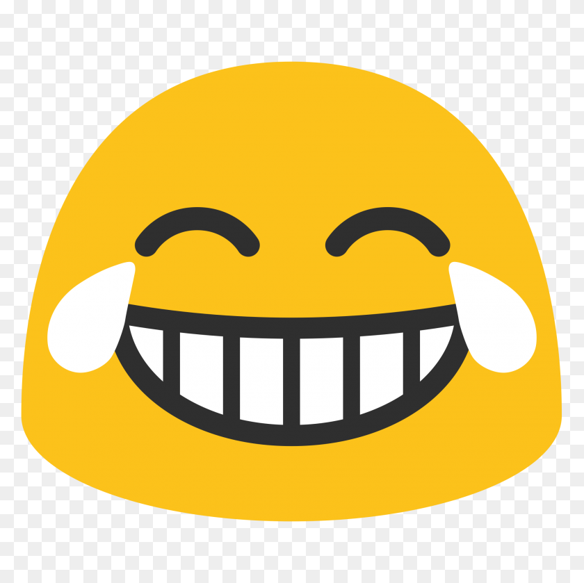 Emoji - Laugh Emoji PNG