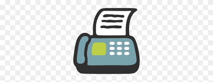 Emoji Android Fax Machine - Fax Machine Clipart