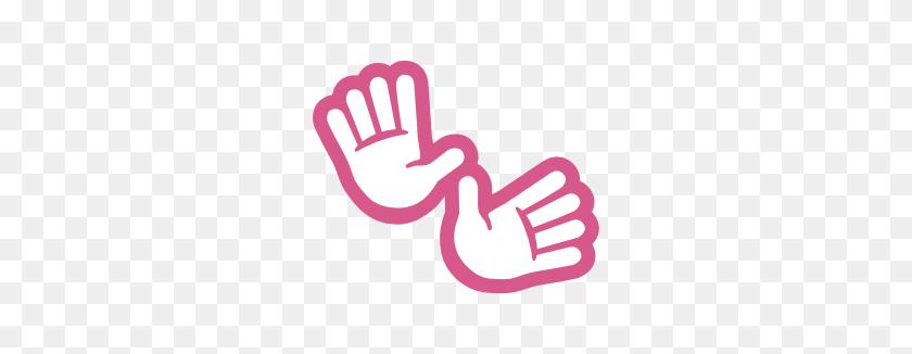 Emoji Android Open Hands Sign - Open Hands PNG