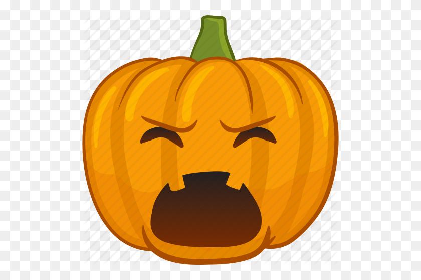 Emoji, Emoticon, Face, Jackolantern, Pumpkin, Smiley Icon - Jack O Lantern Face PNG