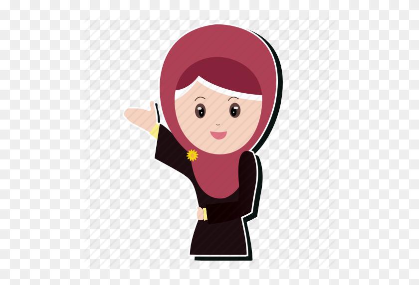 Emoji, Girl, Hijab, Smile Icon - Girl Emoji PNG – Stunning
