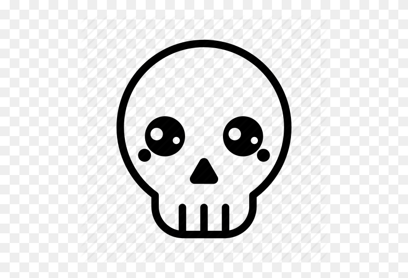 Emoji, Halloween, Halloween Emoji, Horror, Pirate, Skull, Skull - Pirate Skull PNG