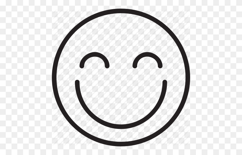 Emoticon, Emotion, Face, Happy, Smile, Smiley, Smiley Face Icon - Smile Icon PNG
