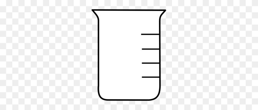 Empty Beaker Clip Art - Beaker Clipart