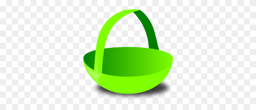 Empty Easter Basket Clip Art - Empty Basket Clipart
