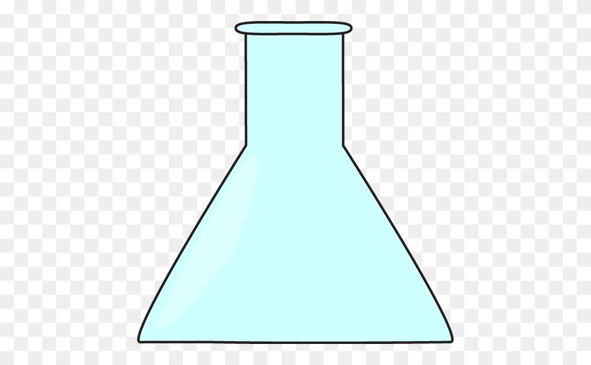 Empty Science Beaker Clip Art - Science Beaker Clip Art