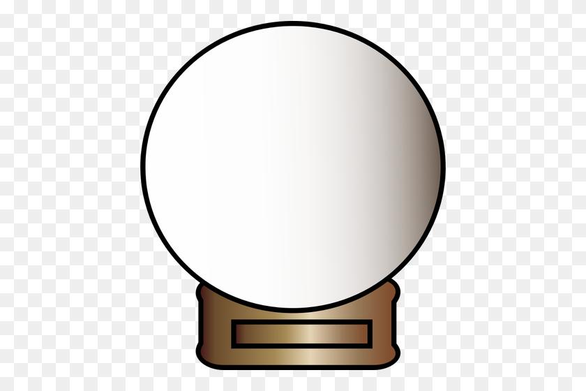 Empty Snow Globe - Snow Globe Clipart