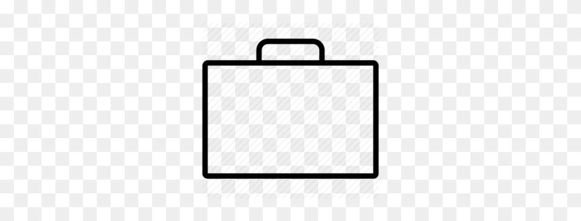Empty Suitcase Clipart - Open Suitcase Clipart