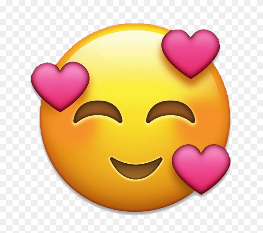 Enamorada Hearts Png Emoji Emojis Tumblr - PNG Emojis