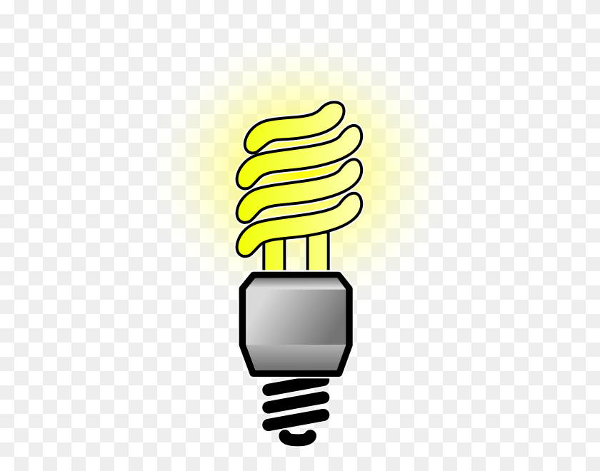 Energy Saver Lightbulb Bright Png Clip Arts For Web - Lightbulb Clipart PNG