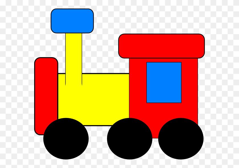 Engine Clipart Train Head - Train Engine Clipart