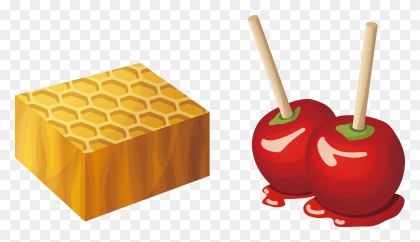 Enjoy Caramel Apple Goodness Whenever The Mood Strikes - Mood Clipart