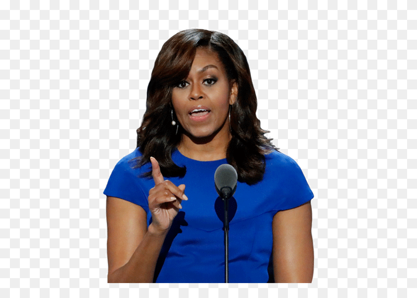 Entertainment - Michelle Obama PNG – Stunning free