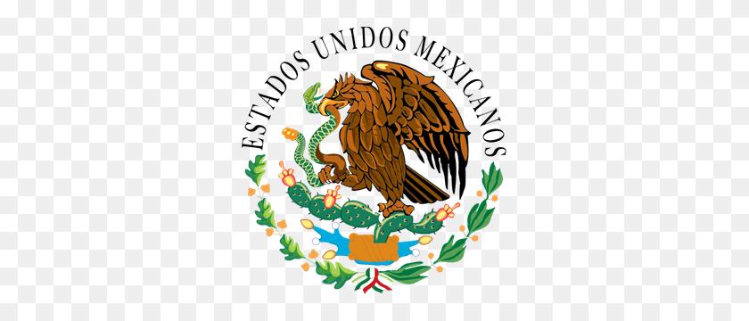 297x300 Escudo Nacional Mexicano Logo Vector - Bandera Mexico PNG