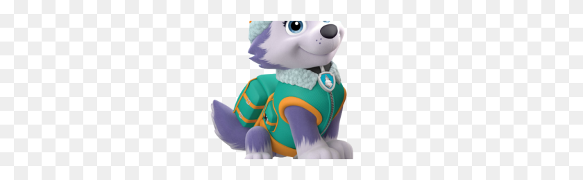 Everest Paw Patrol Png Png Image Paw Patrol Everest Png