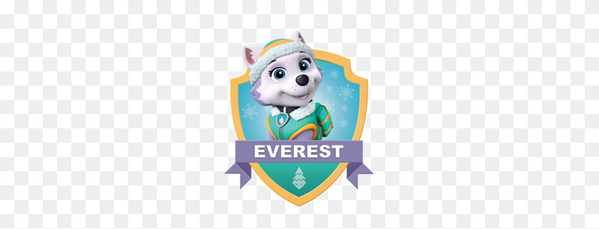 This is a picture of Paw Patrol Logo Printable for skye
