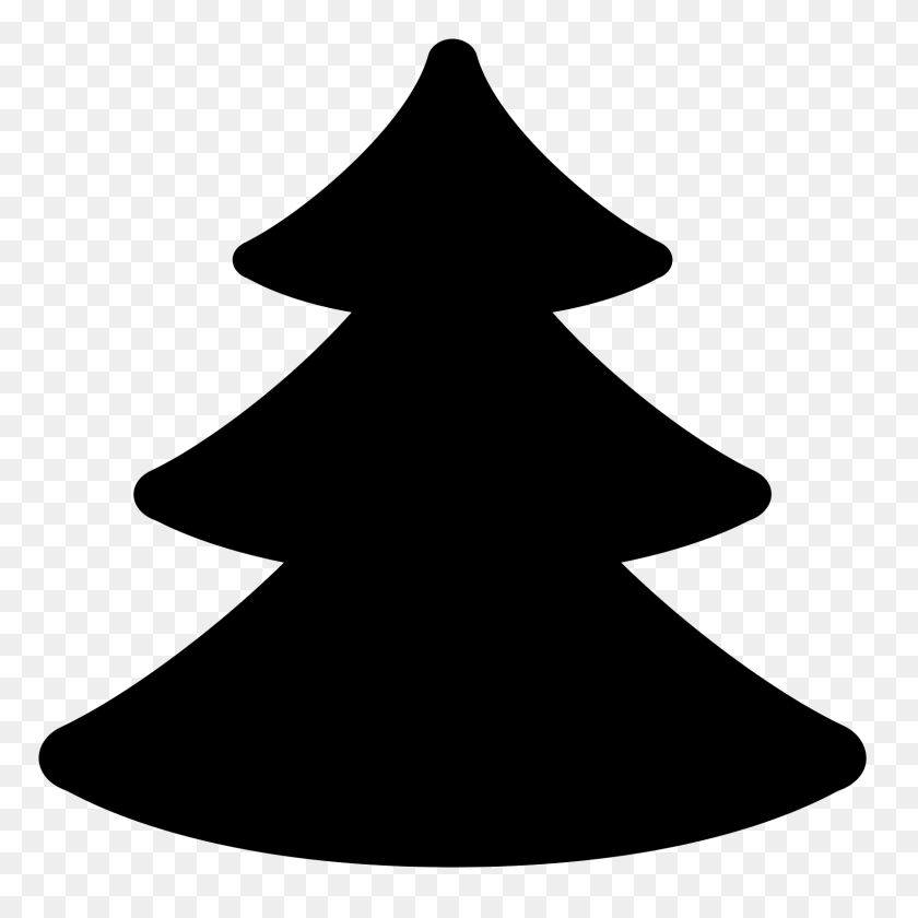 Evergreen Icon - Pine Tree PNG