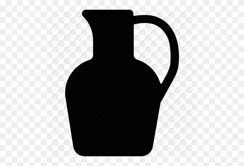 Ewer, Jail, Jug, Jug Of Milk, Jug Of Water, Milk Jug, Water Jug Icon - Milk Jug PNG